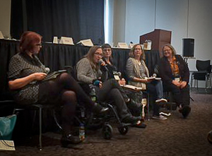 WFC 2015 Archaeology Panel